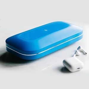 PhoneSoap Pro UV Sanitizer - Blue